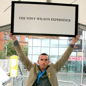Click here to watch videos from The Tony Wilson Experience